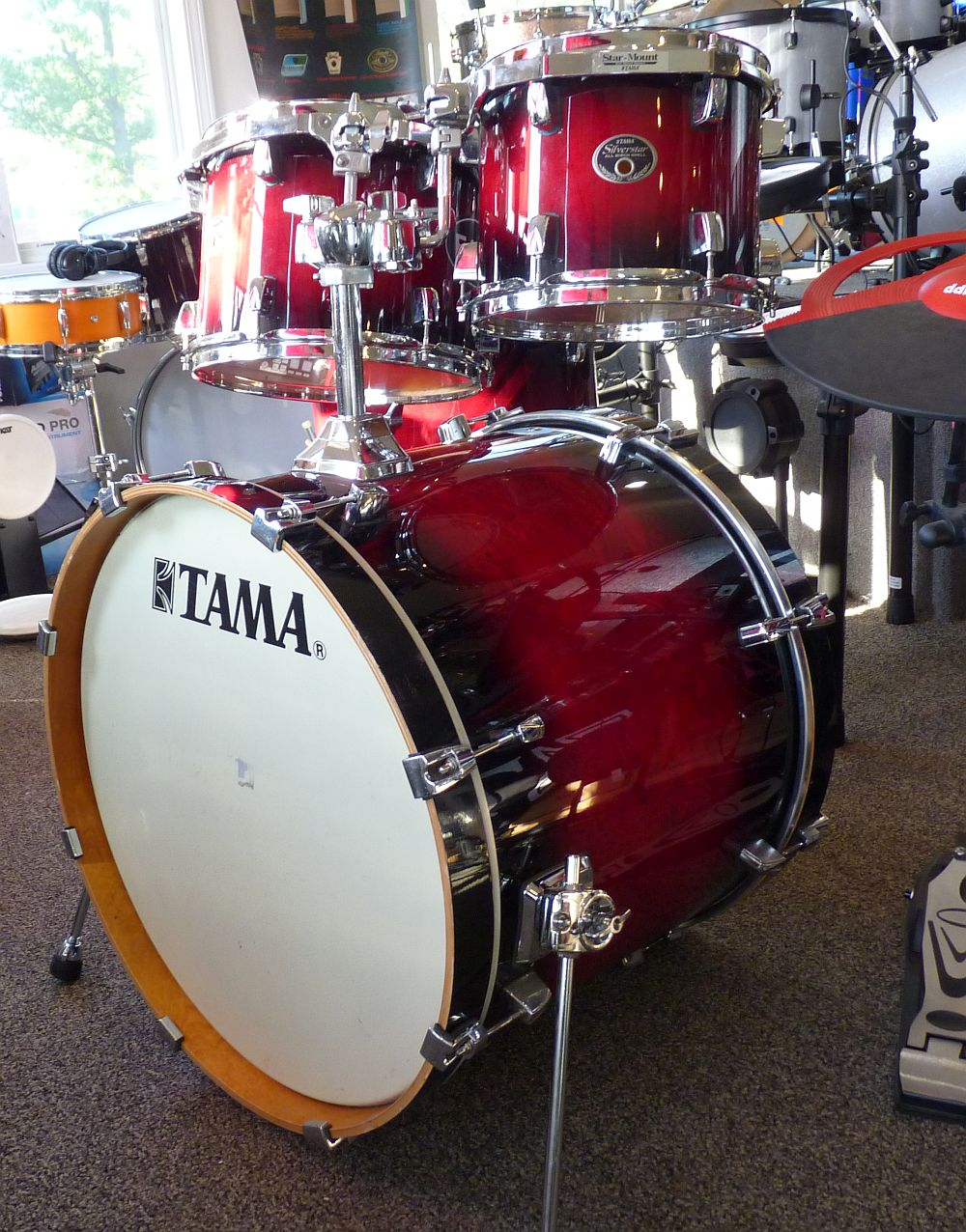 Tama Silverstar Drum Set SOLD