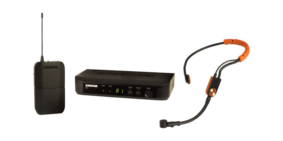 Shure BLX14/SM31 Headworn Wireless System