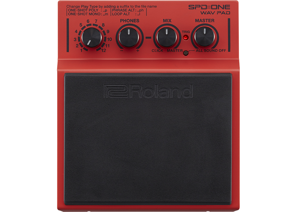 Roland SPD::One WAV Drum Pad