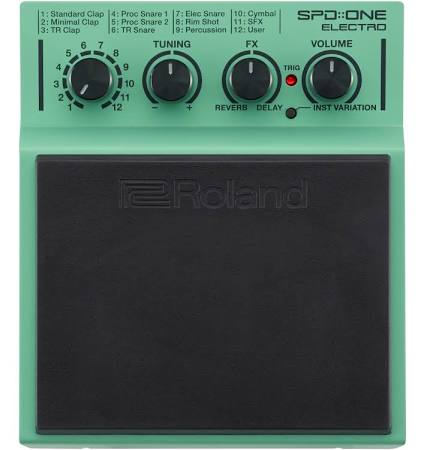 Roland SPD::One Electro Drum Pad