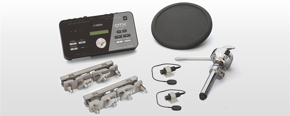 Yamaha DTXHP570 Electronic Hybred Pack for Acoustic Drum Set
