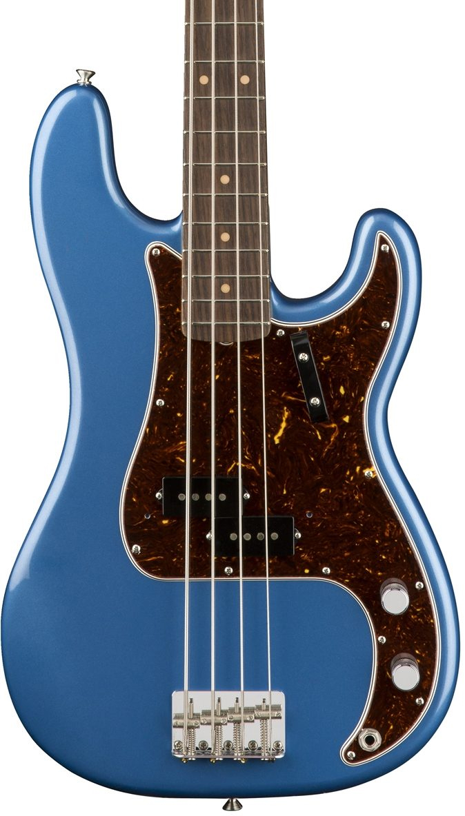 Fender American Original '60s Precision Bass - Lake Placid Blue with Rosewood Fingerboard