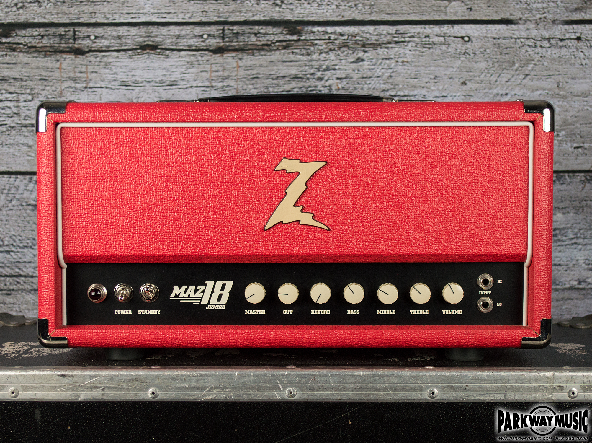 Dr. Z Maz 18 Head Red (USED)