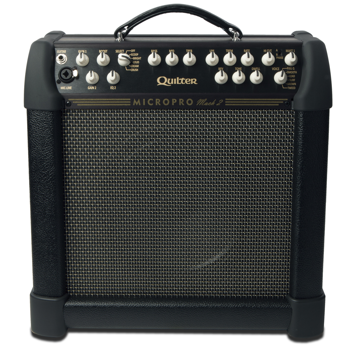 Quilter MicroPro Mach 2 10 inch Combo