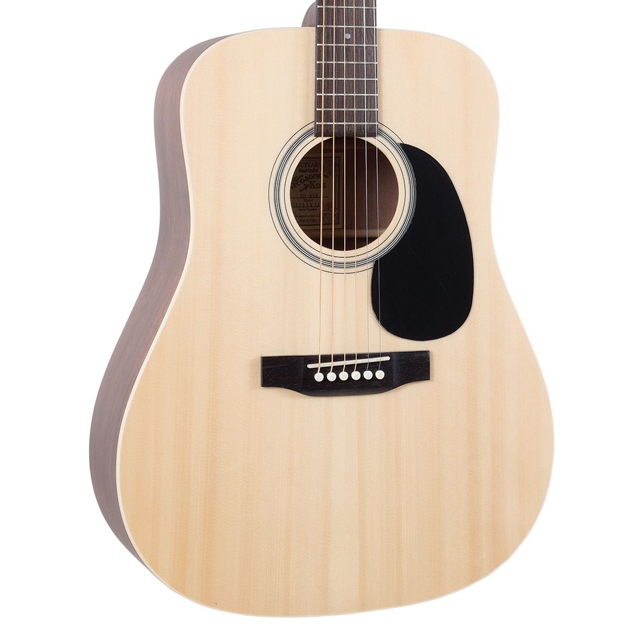 RD-M9M Recording King All Solid Dreadnought