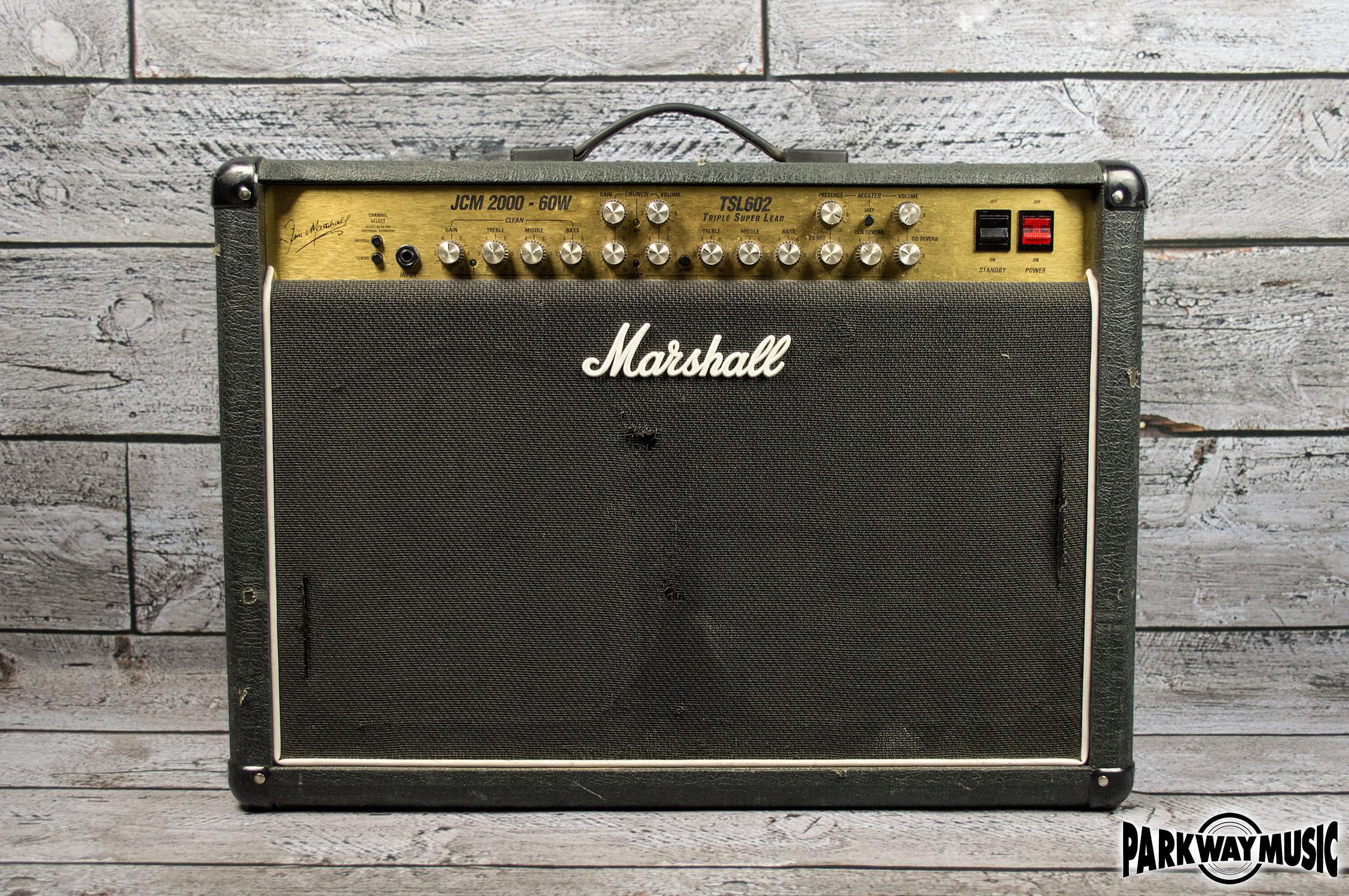 Marshall JCM 2000 TSL602 (USED) - HOLD