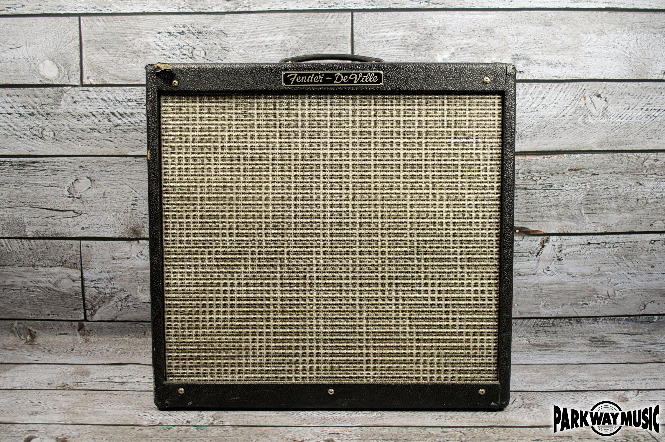 Fender Hot Rod Deville 4x10 (USED) - SOLD