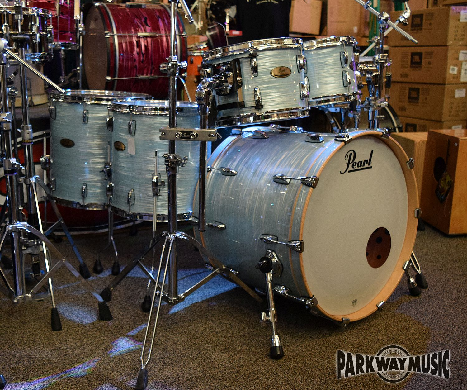 Pearl Session Studio Select 5pc Drum Set