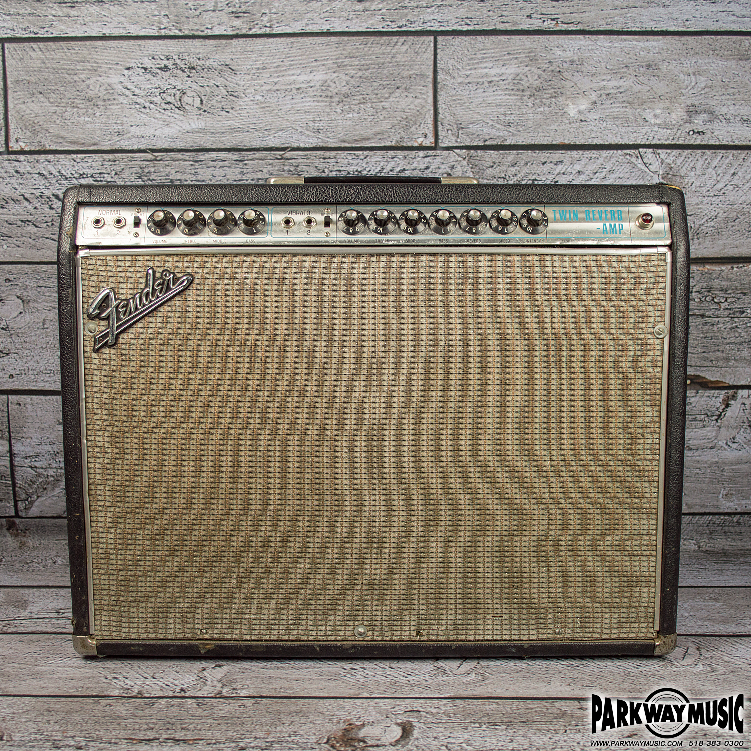 Fender Twin Reverb 1968 (USED)