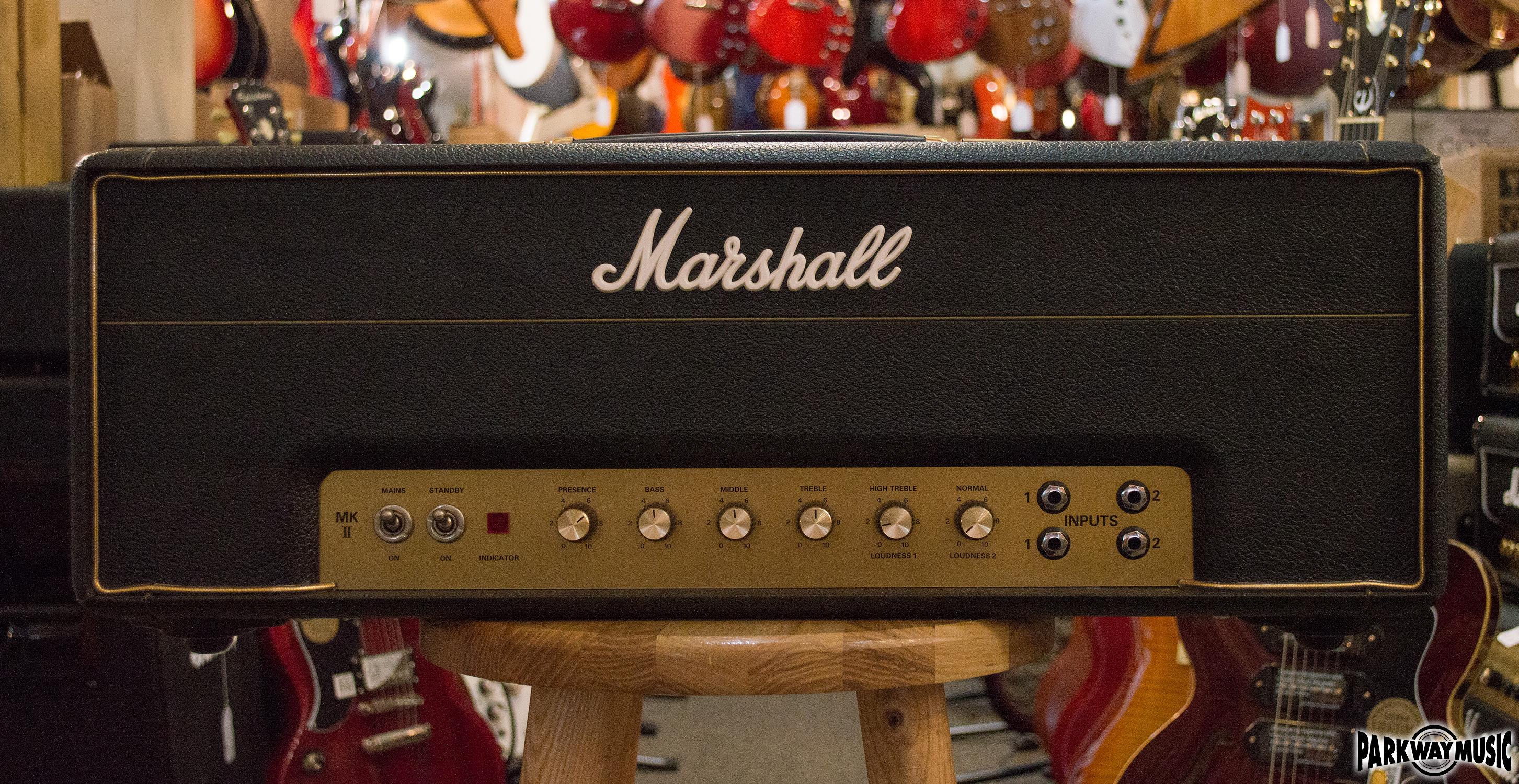 Marshall 1987x Head (USED)