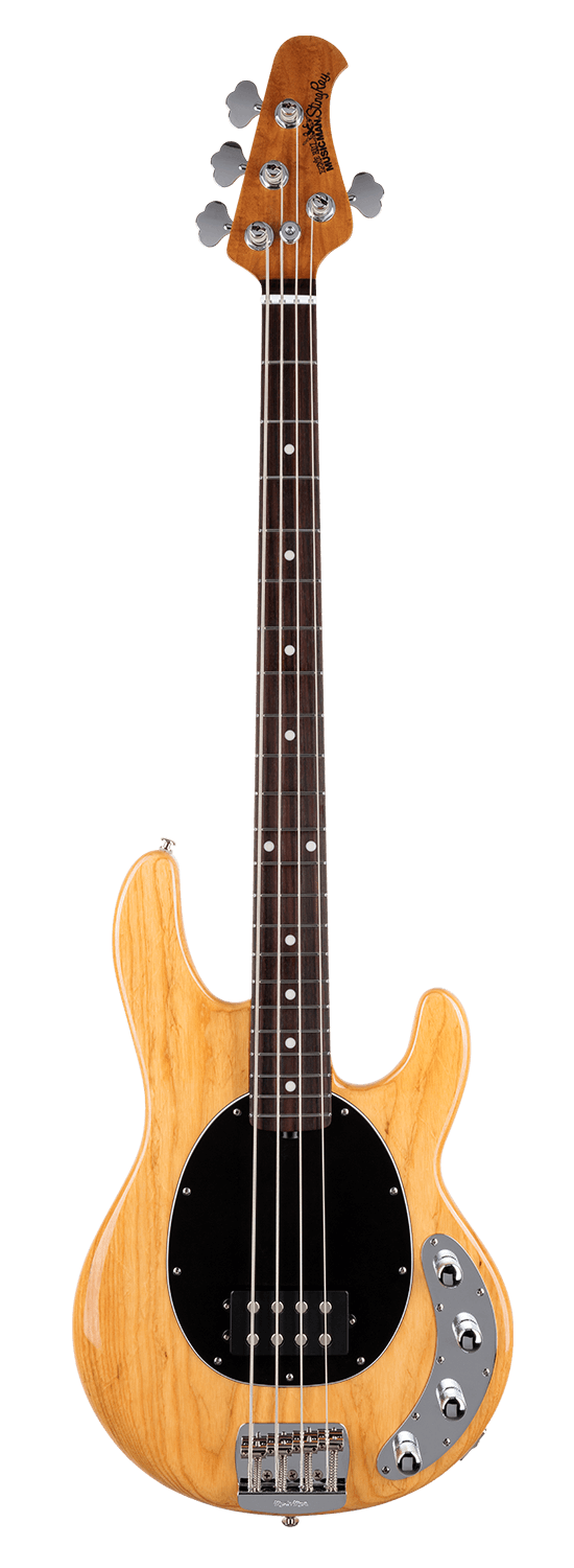 Ernie Ball Music Man Stingray Special 4H - Natural with Roasted Maple Neck and Rosewood Fingerboard - HOLD