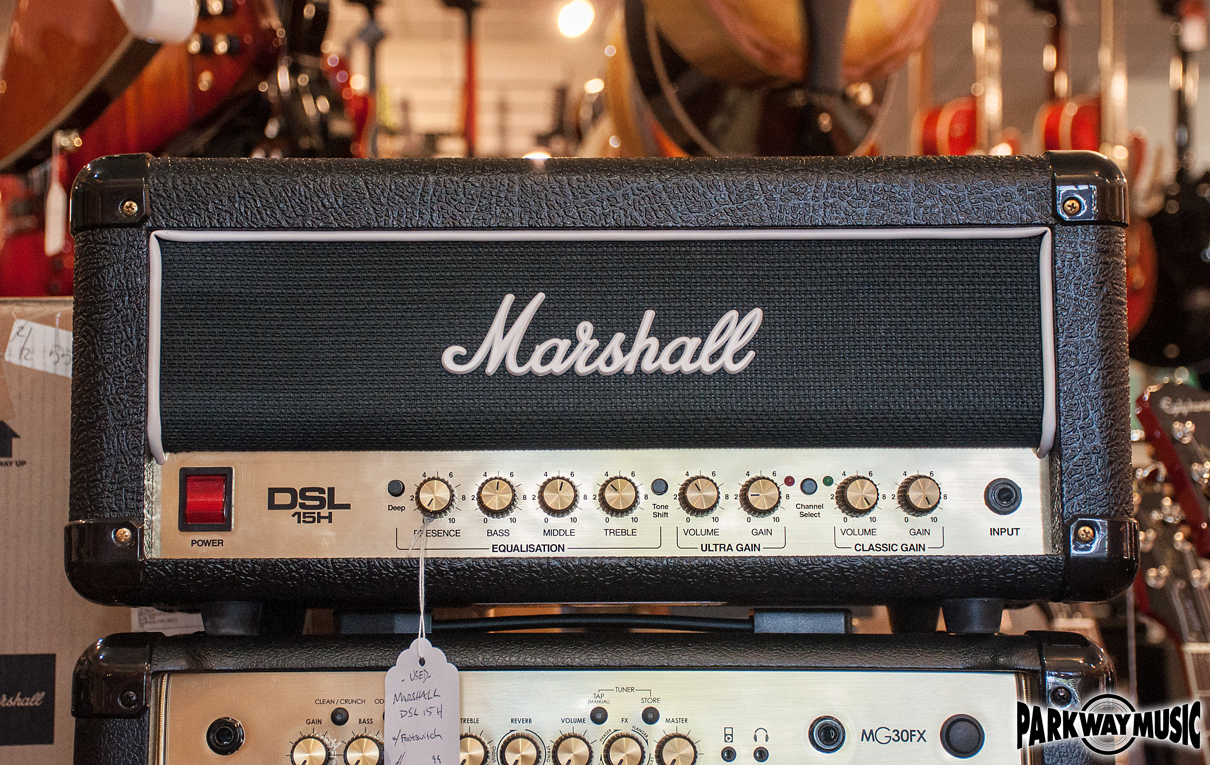 Marshall DSL15H (USED)