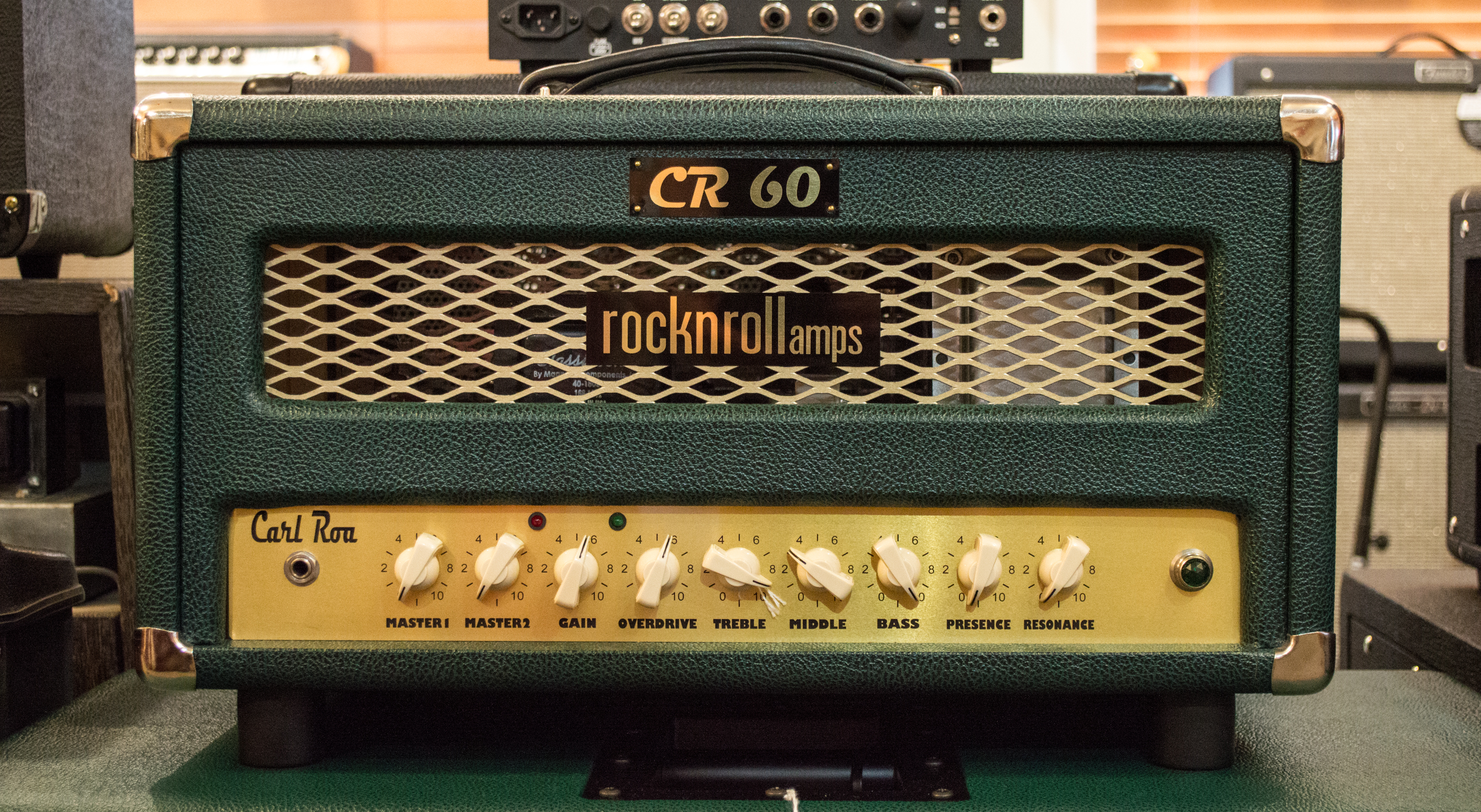 Rock'n Roll Amps CR60 Head (USED)