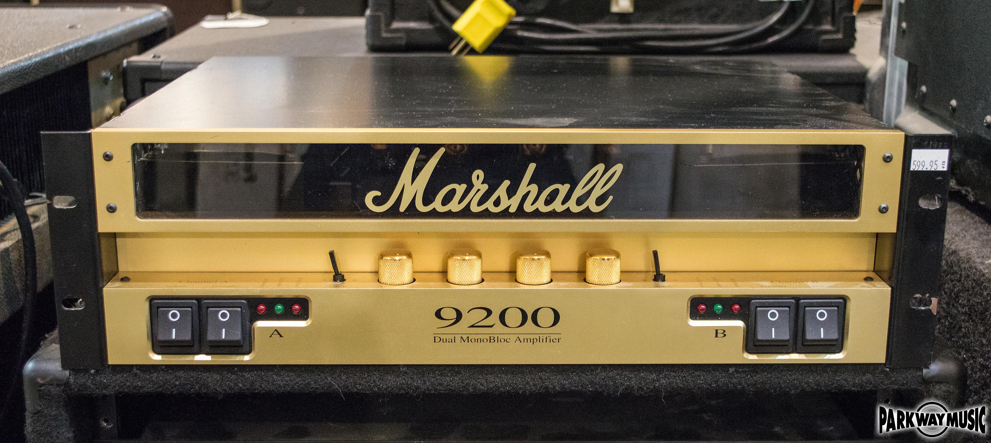 Marshall 9200 Power Amp (USED)