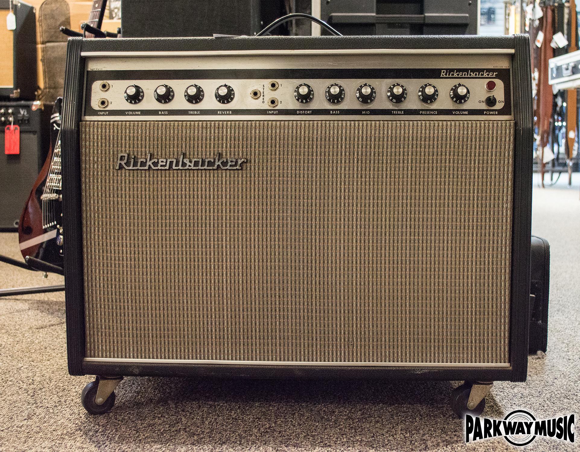 Rickenbacker TR100 Combo (USED)