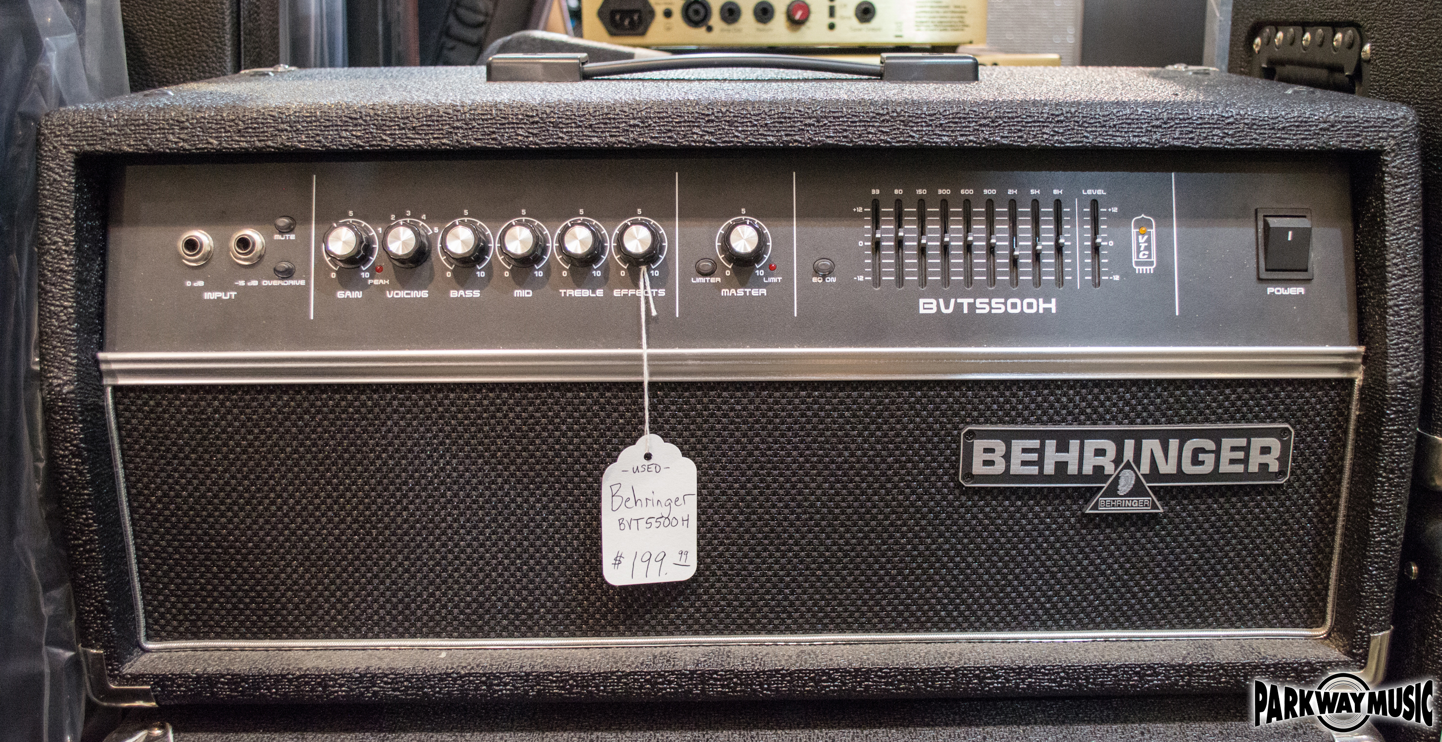 Behringer BVT 5500 Head (USED)