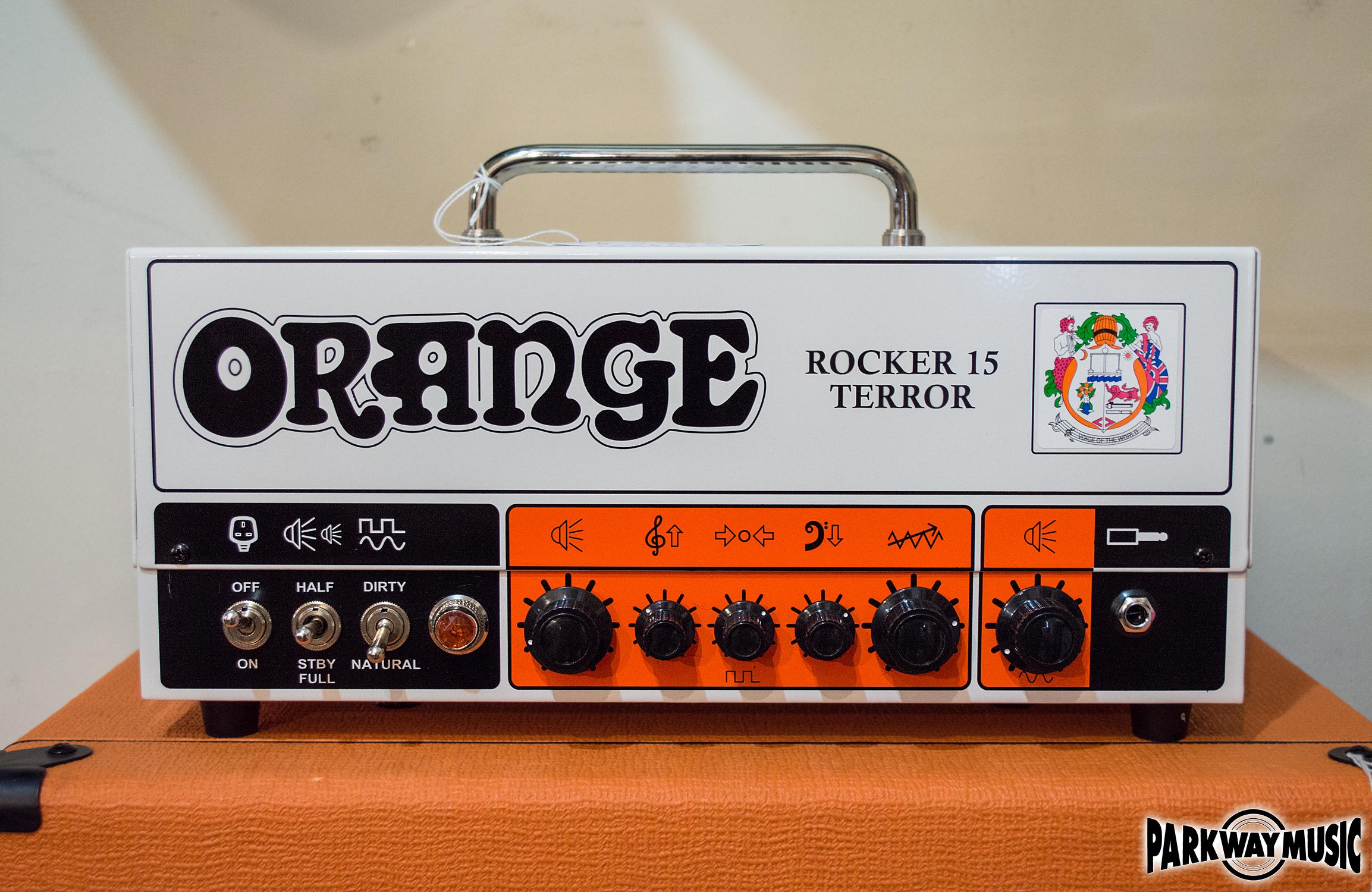 Orange Terror 15 Head (USED)