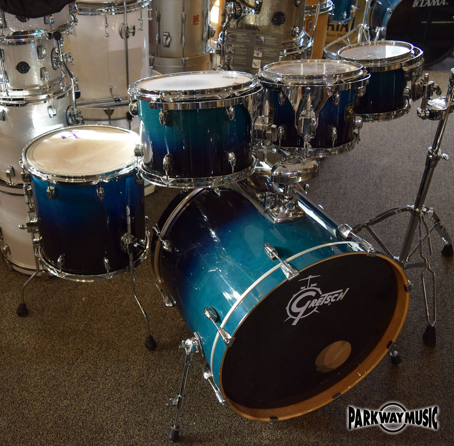Gretsch Catalina Ash Drum Set (USED)