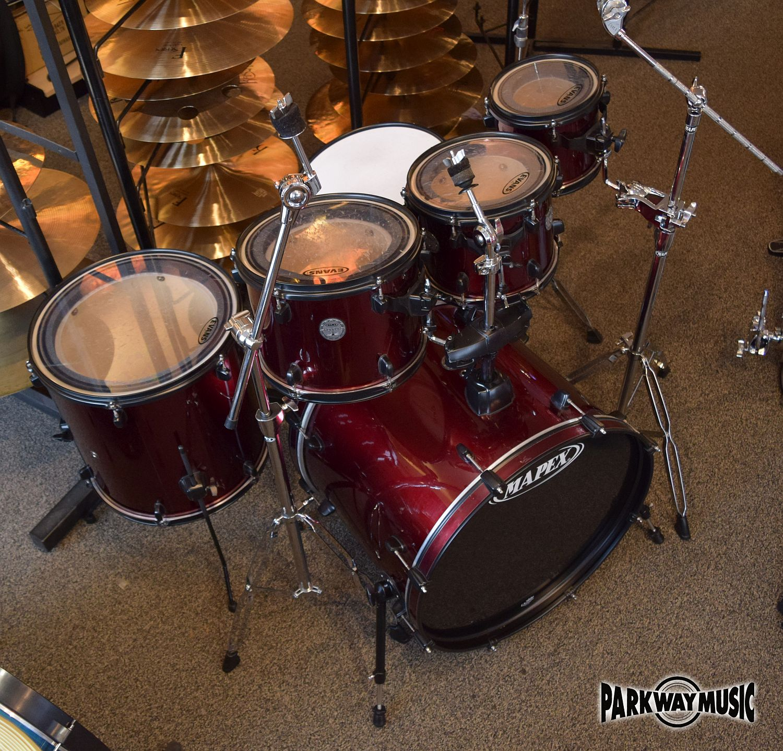 Mapex Horizon 6pc Drum Set  (USED)-SOLD