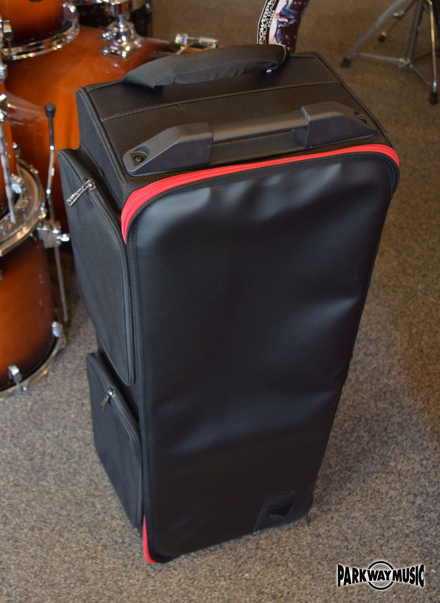 Tama Hardware Bag w/ Wheels