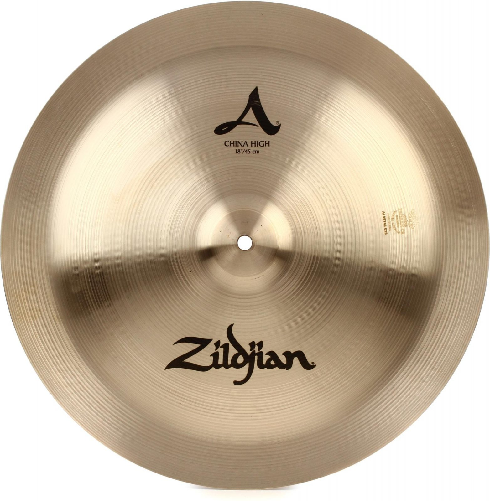 Zildjian 18 China High