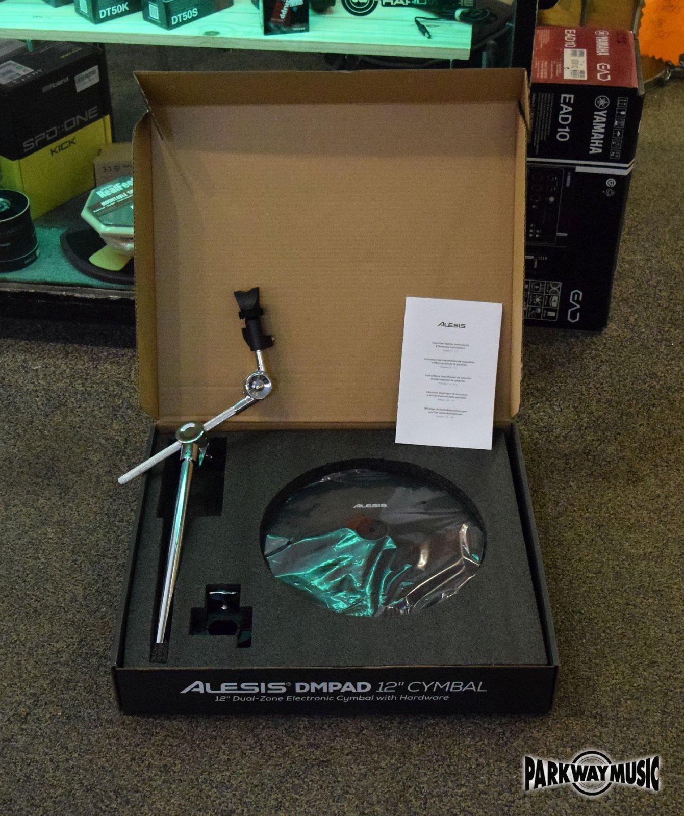 Alesis DMPad 12 cymbal w Mount