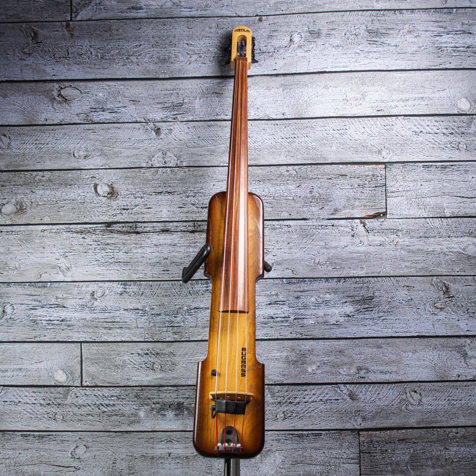 Azola Upright Fretless Bug Bass (USED)