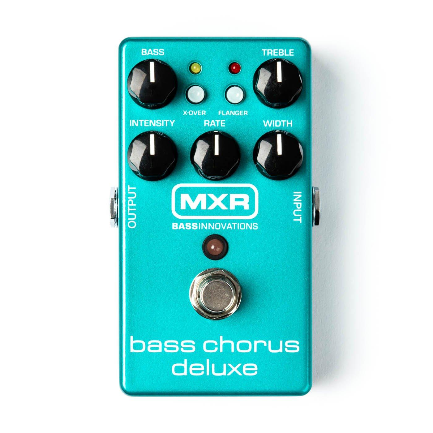 MXR Bass Chorus Deluxe M83