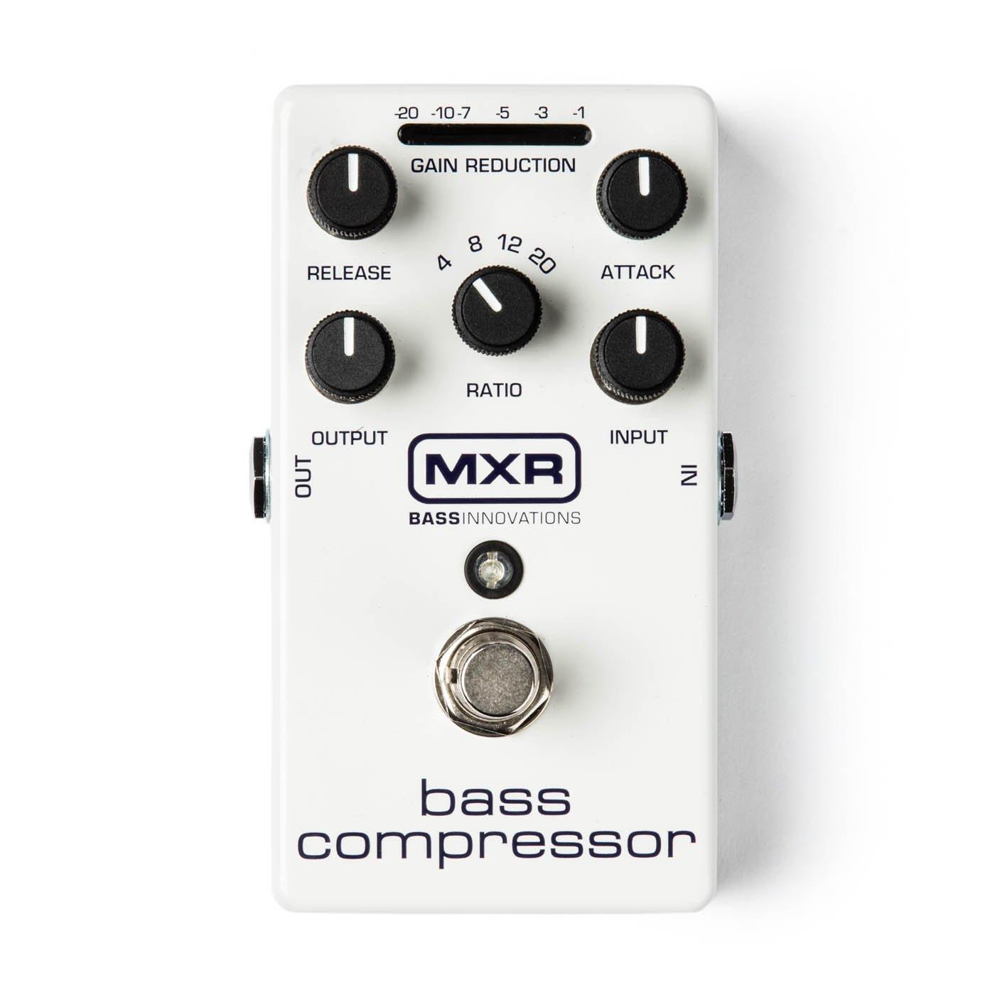 MXR Bass Compressor M87