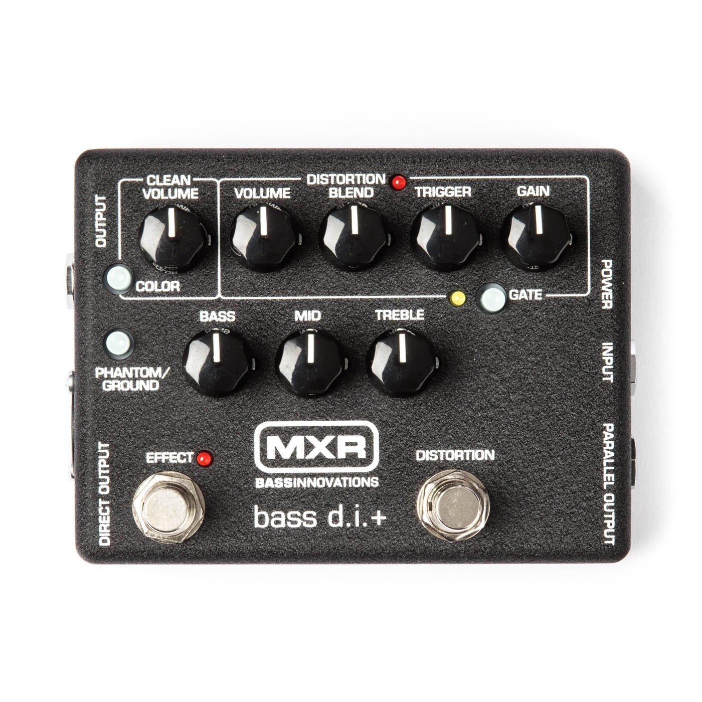 MXR Bass D.I. +