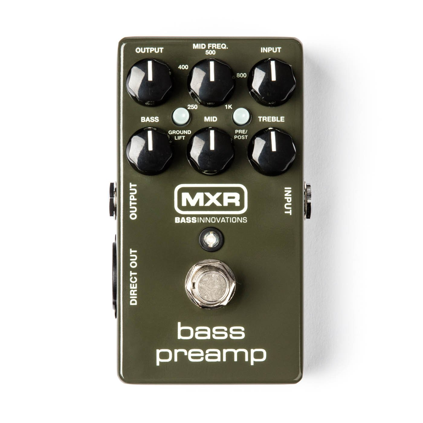 MXR Bass Preamp M81
