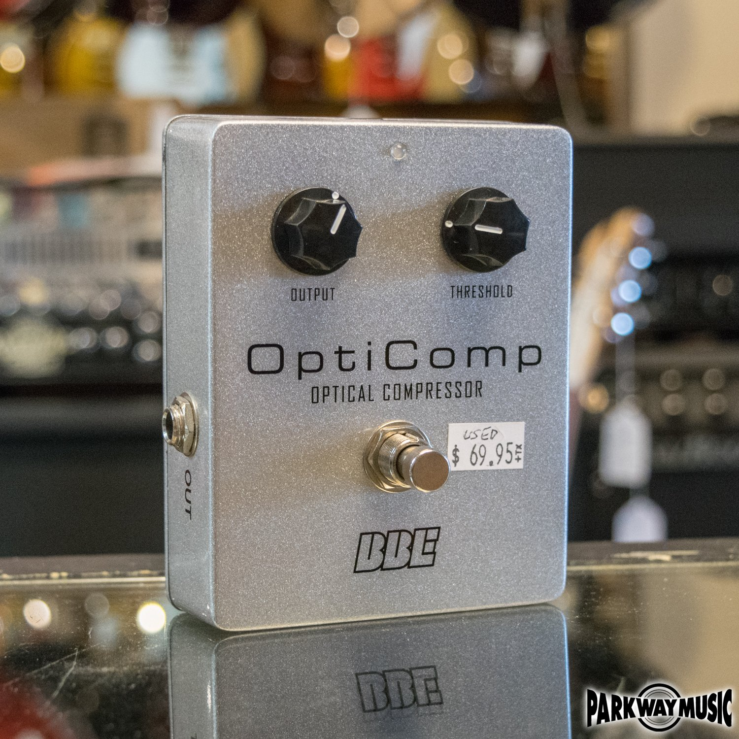 BBE OptiComp (USED)