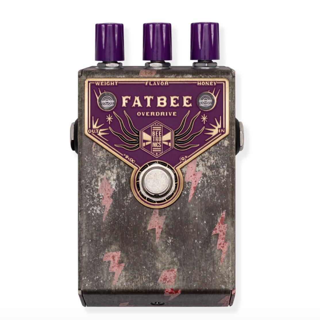 Beetronics Fatbee Overdrive FB934 Custom Series