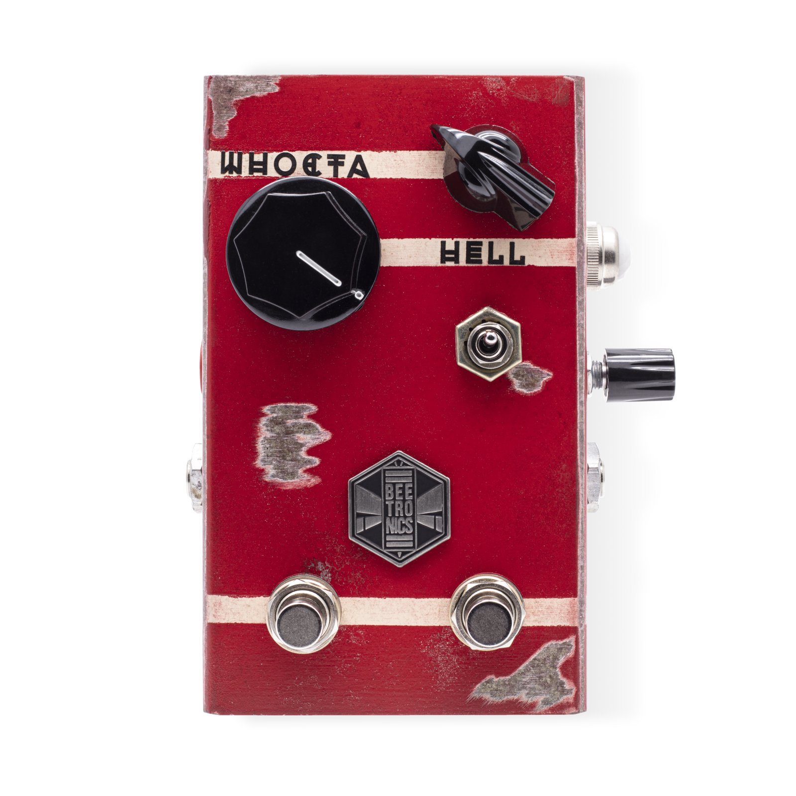 Beetronics Whoctahell Low Octave Fuzz