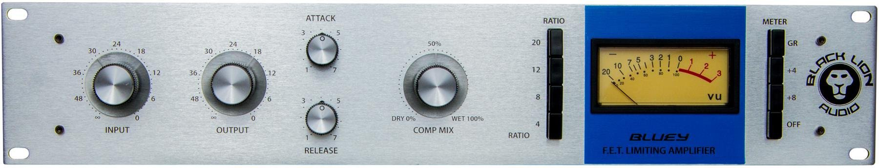 Black Lion Audio Bluey Compressor - Coming Soon