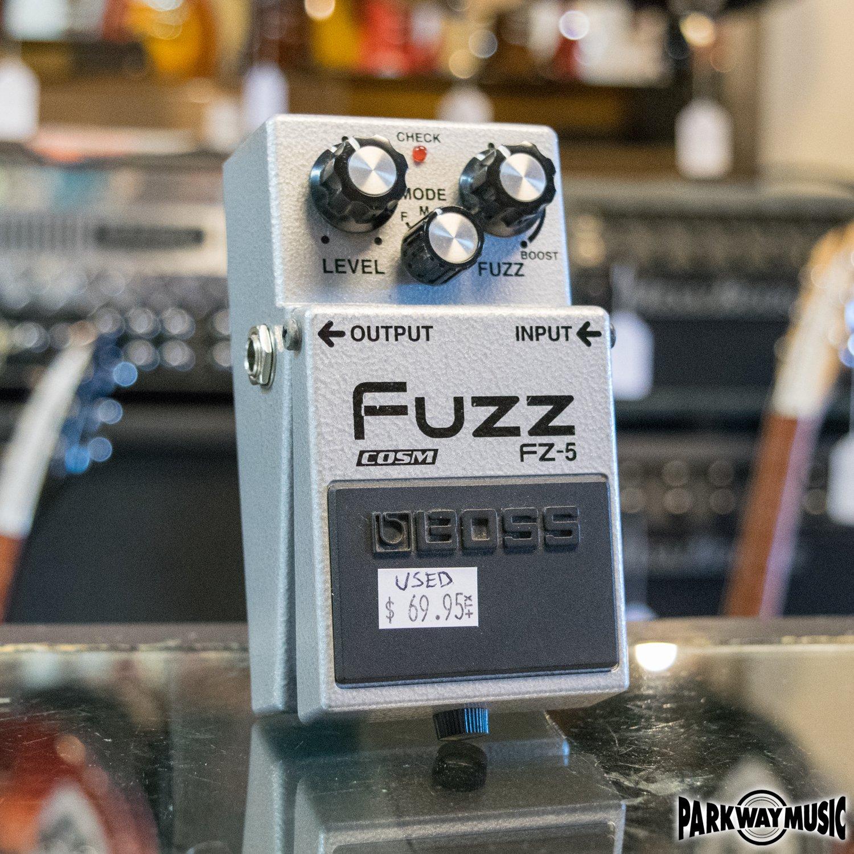 BOSS FZ-5 Fuzz (USED) - HOLD