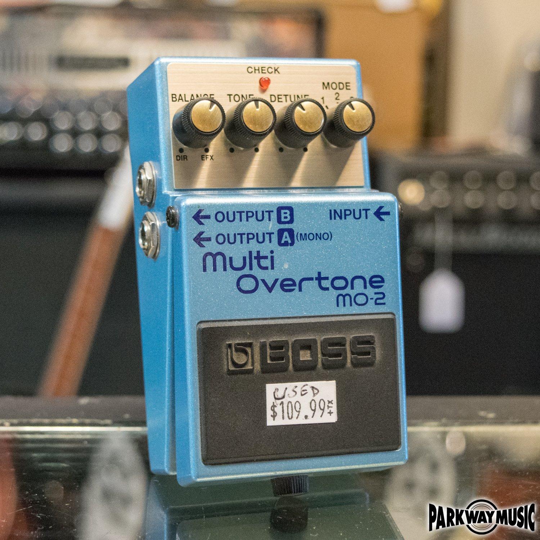 BOSS MO-2 Multi Overtone (USED)