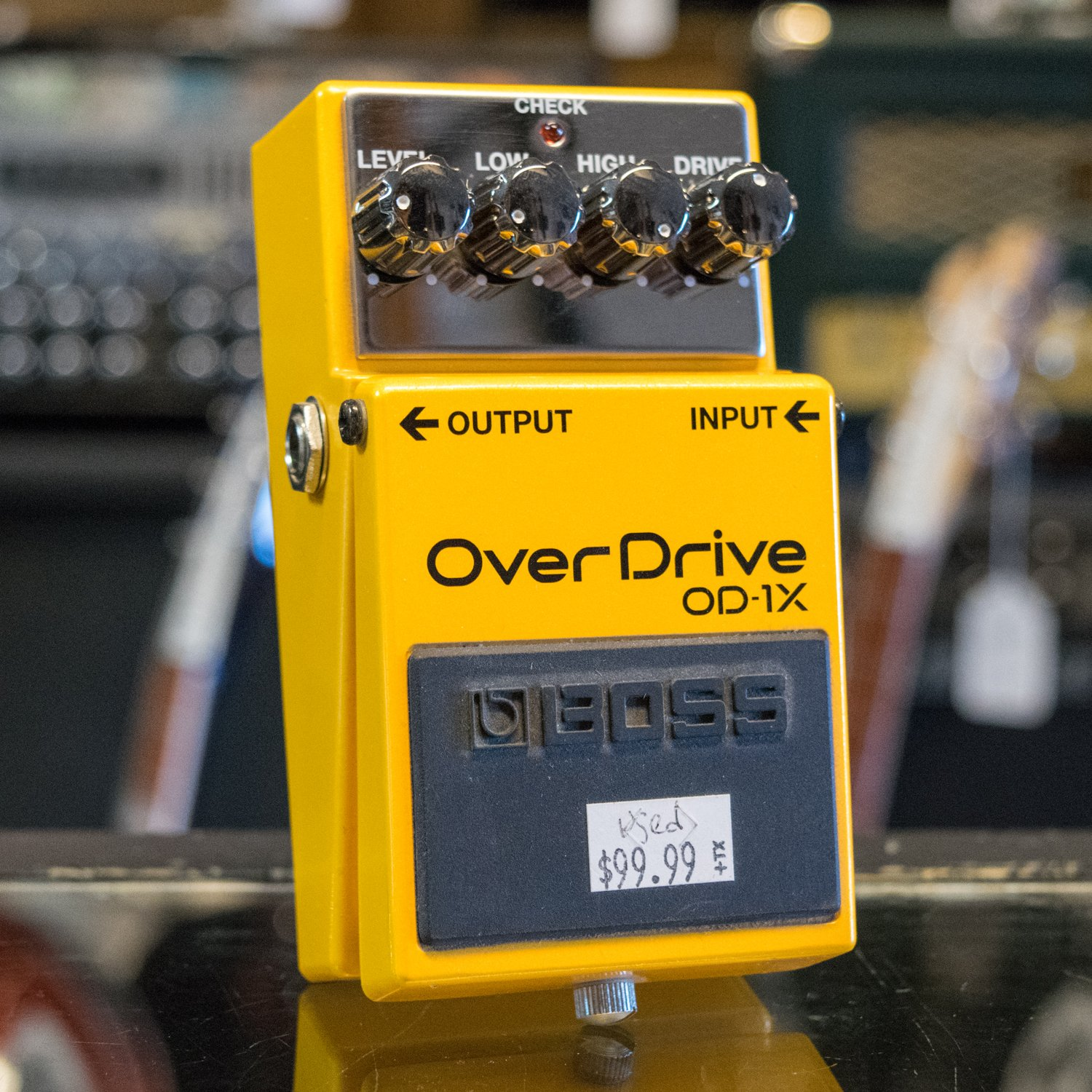 BOSS OD-1X OverDrive (USED)