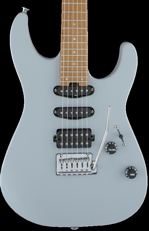 Charvel Pro-Mod DK24 HSS 2PT CM Primer Gray