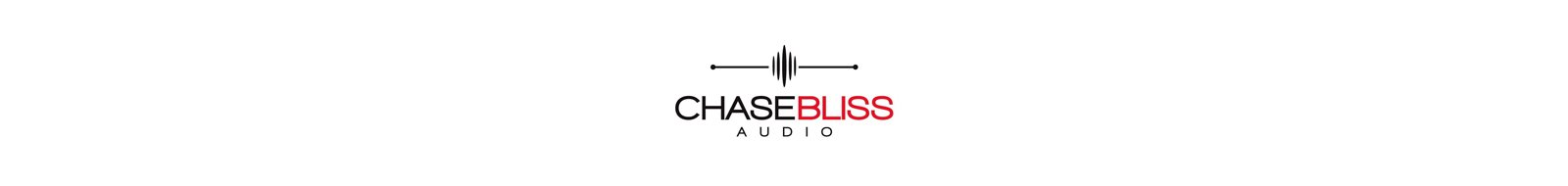 Chase Bliss Audio Effects