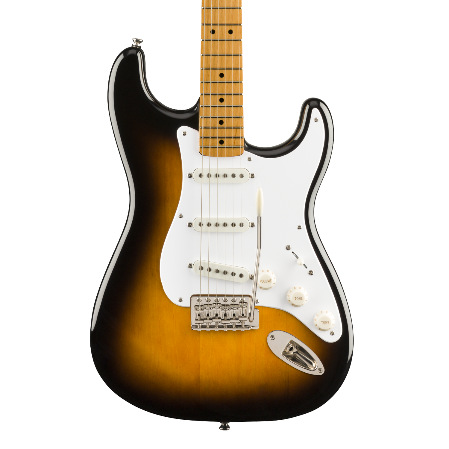 Squier Classic Vibe '50s Stratocaster - Maple Fingerboard, 2-Color Sunburst