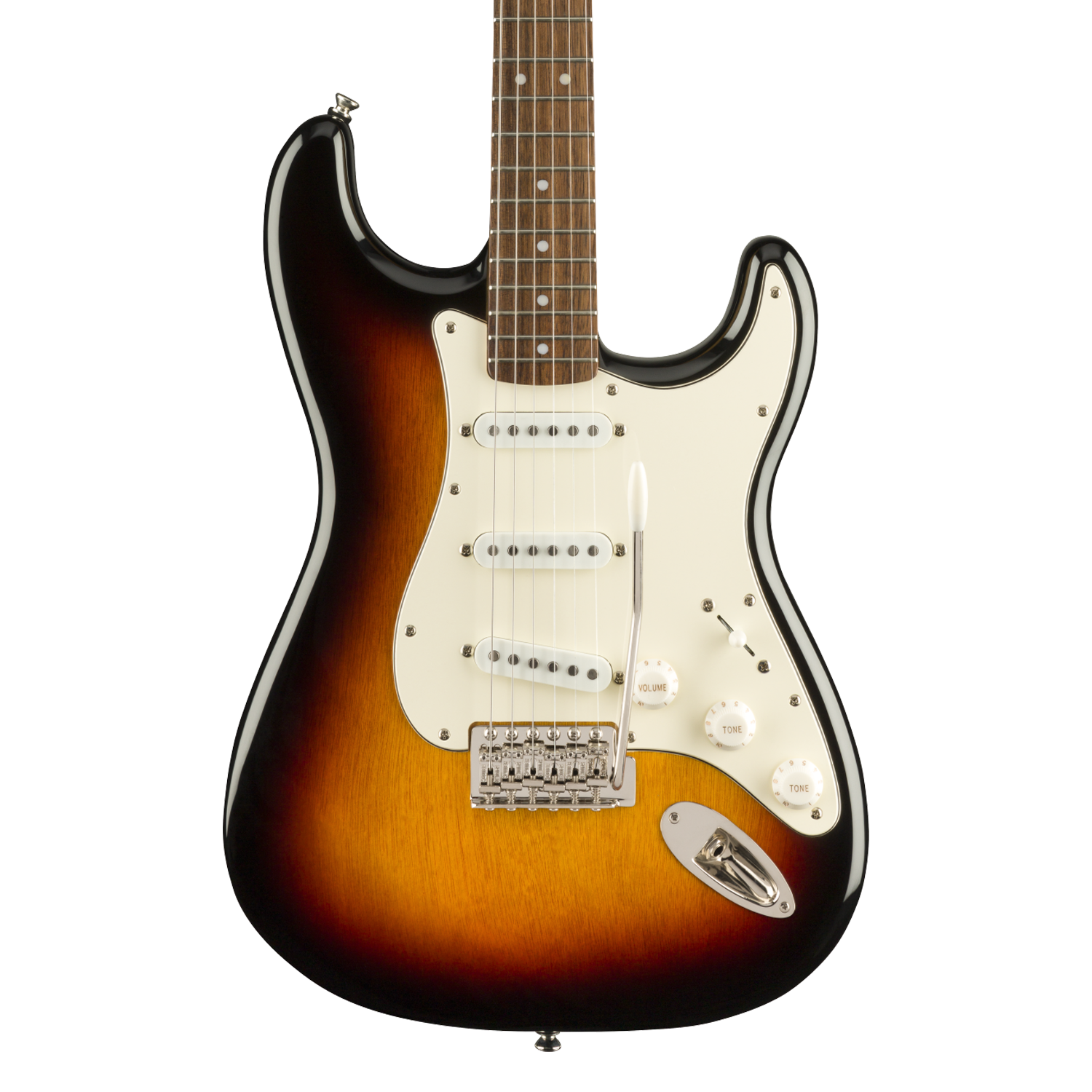 Squier Classic Vibe '60s Stratocaster - Laurel Fingerboard, 3-Color Sunburst