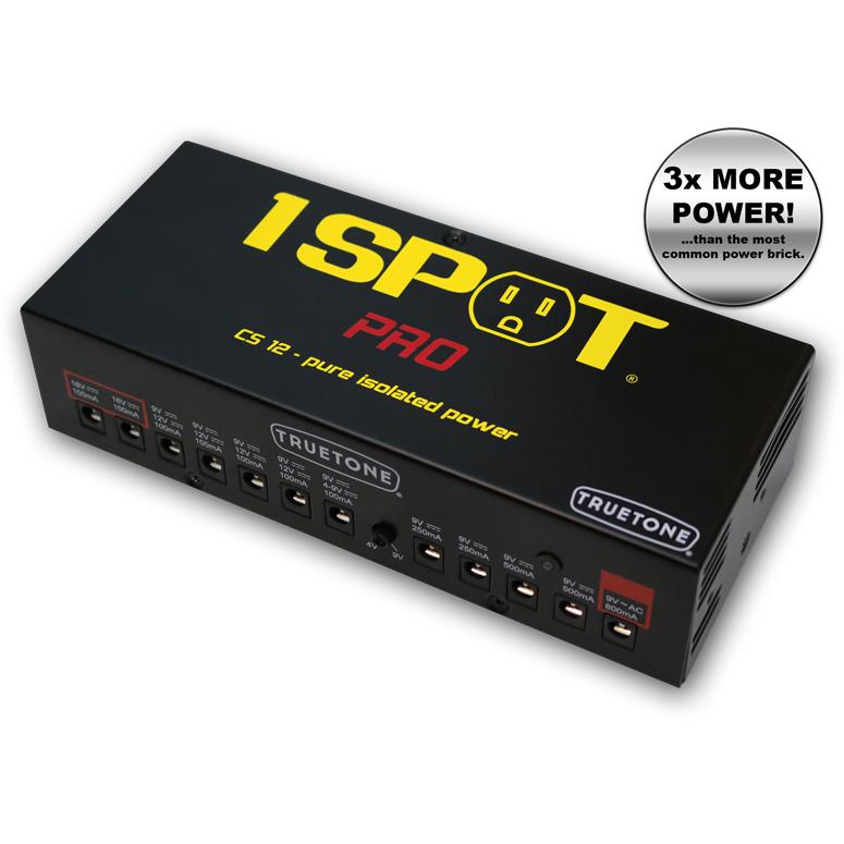 Truetone 1SPOT Pro CS12