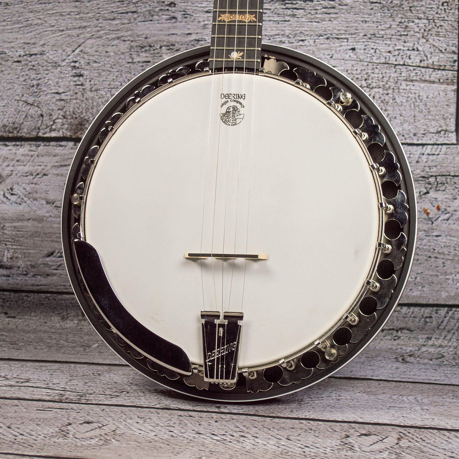 Deering Boston 5-String Banjo (USED)