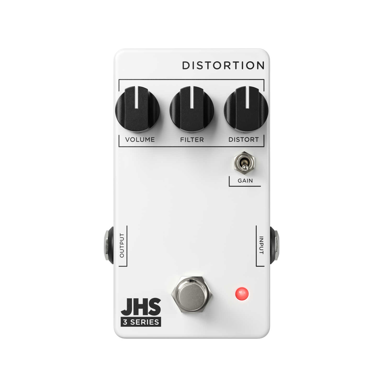 JHS 3 Series - Distortion