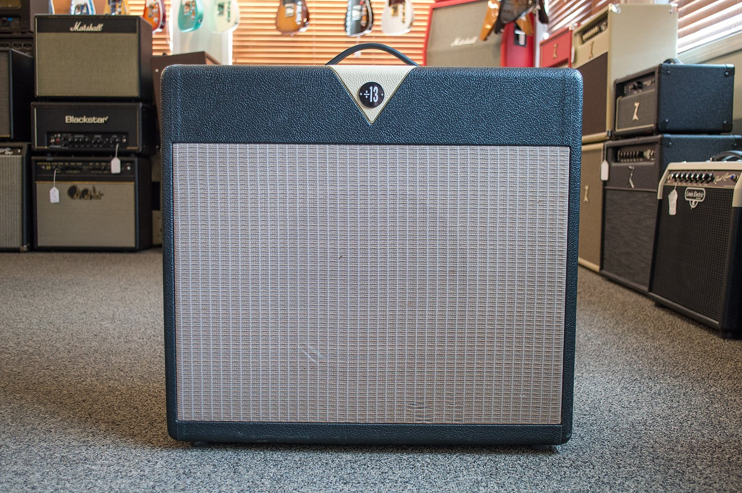 Divided by 13 RSA23C 1x12 Combo (USED)