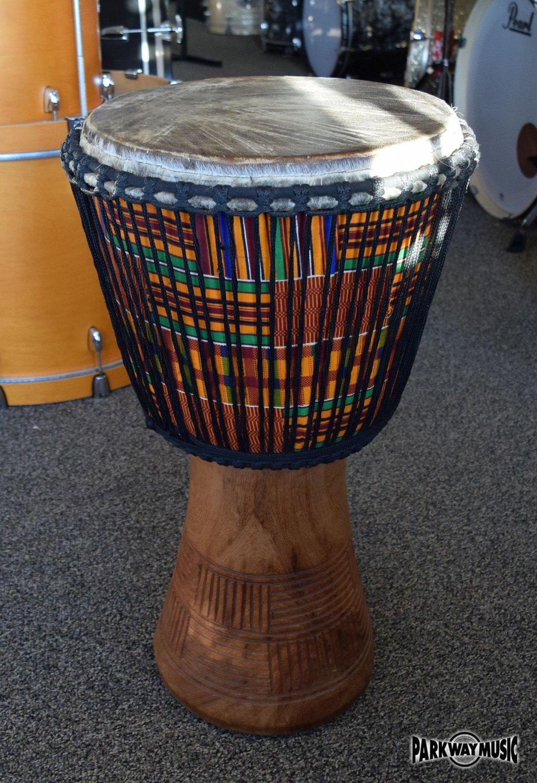 Djembe West African Hand Made