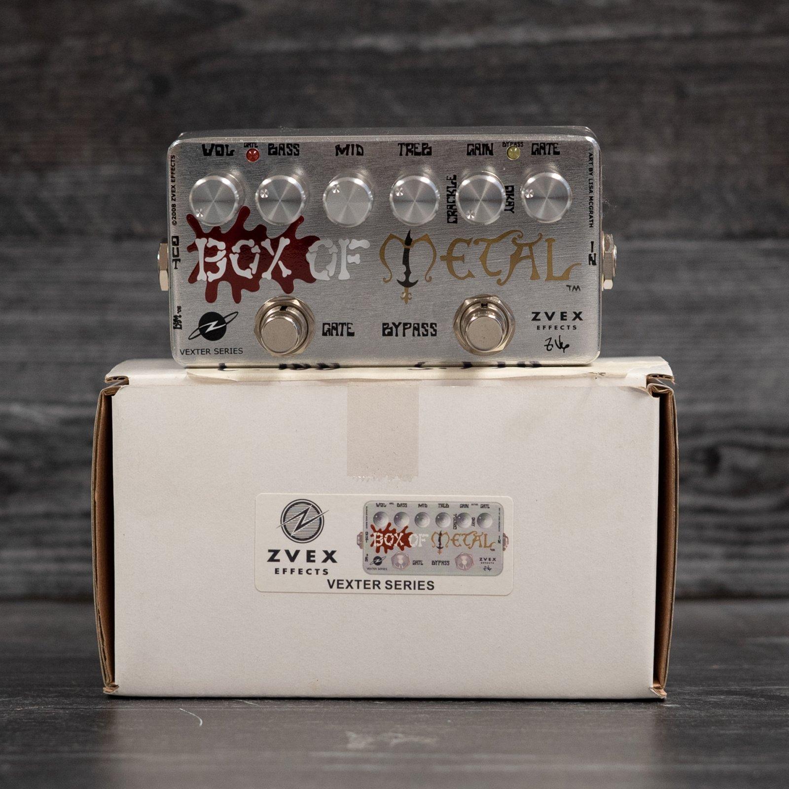 Zvex Vexter Box of Metal (USED)