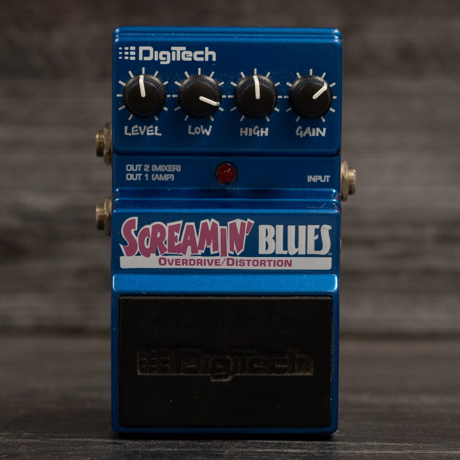 DigiTech Screamin' Blues Overdrive (USED)