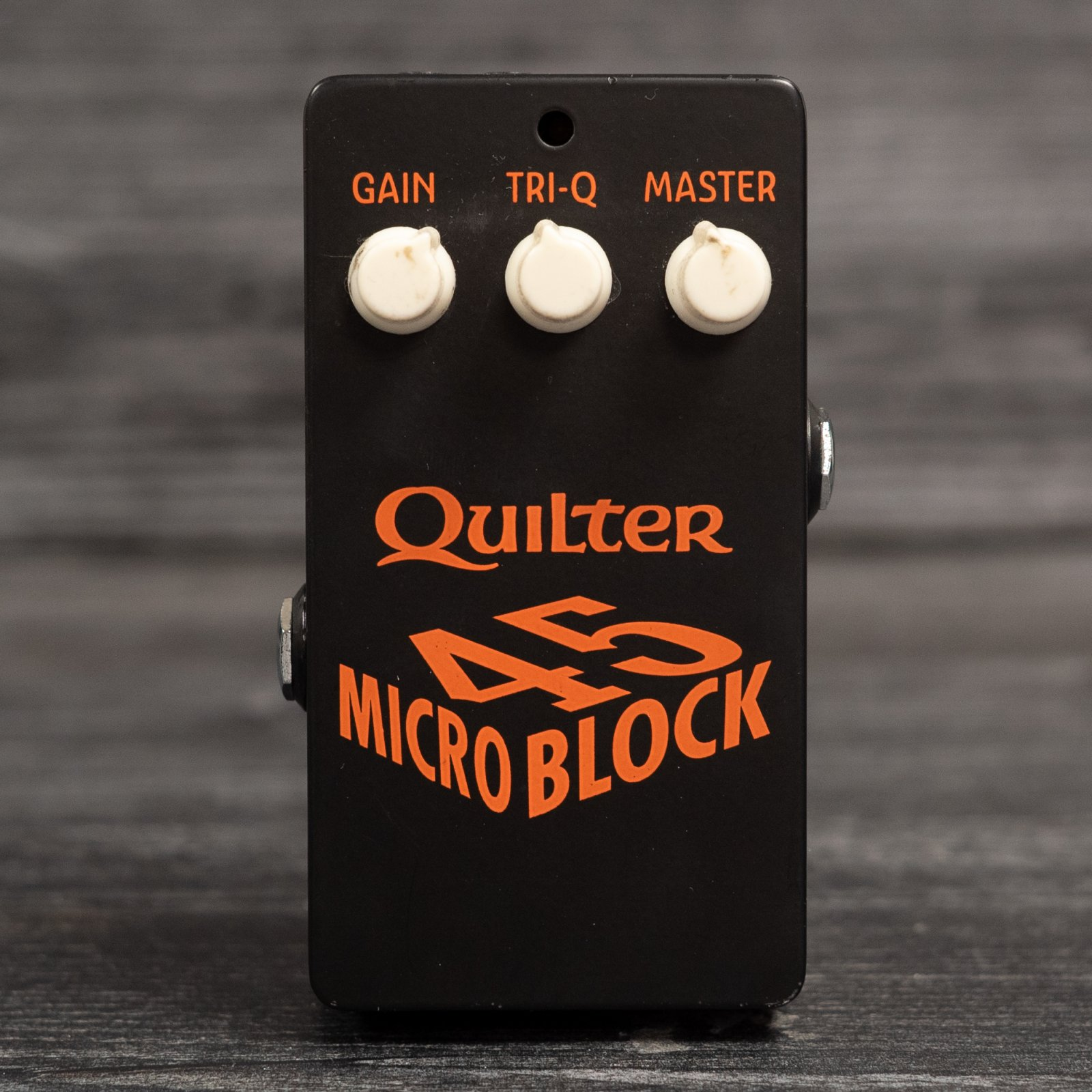 Quilter MicroBlock 45 Pedal-Sized 33/45W Power Amp (USED)